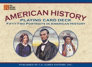American History Playing Card Deck