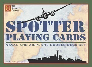 Spotter Playing Cards Double Deck Set