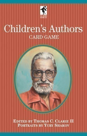 Children's Authors Card Game