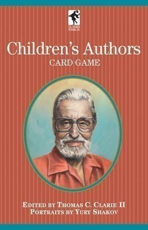 Children's Authors Card Game
