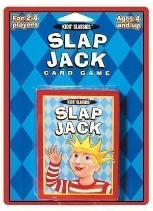 Slap Jack Kids' Classics Card Game