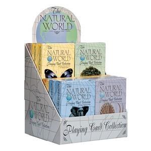 Natural World Display, 12 Decks