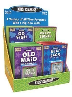 Kids' Classics 24-unit Display