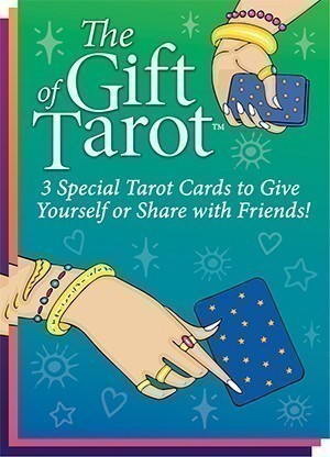 The Gift of Tarot Pack of Three Envelopes