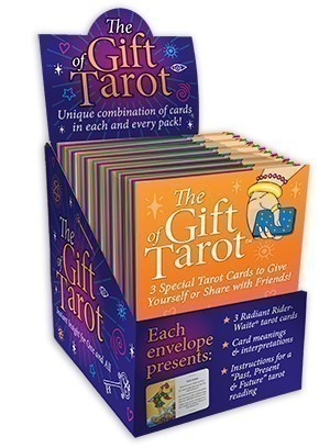 The Gift of Tarot 50-piece Display