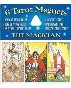 Magician Magnet Set