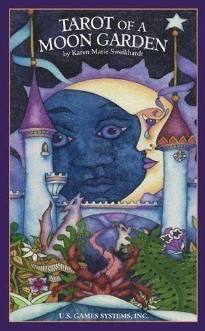 Tarot of a Moon Garden -- Premier Edition