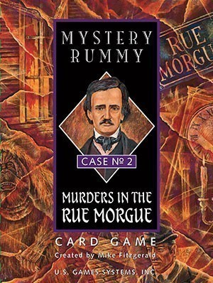 Mystery Rummy Case No. 2:  Murders in the Rue Morgue
