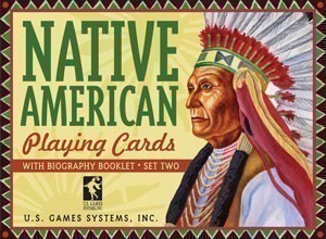 Native American Playing Cards Set Two