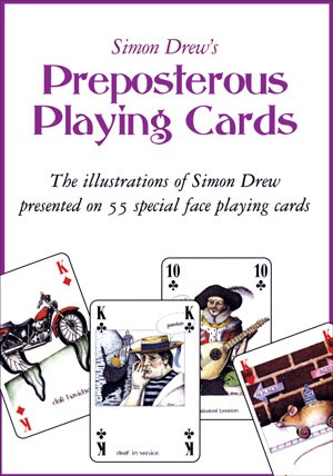 Preposterous Playing Cards