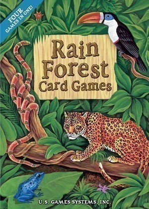 Rain Forest Card Game