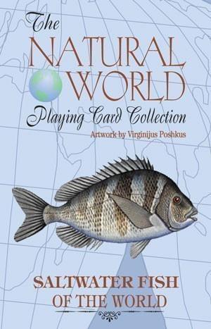 Fish, Saltwater, Playing Cards