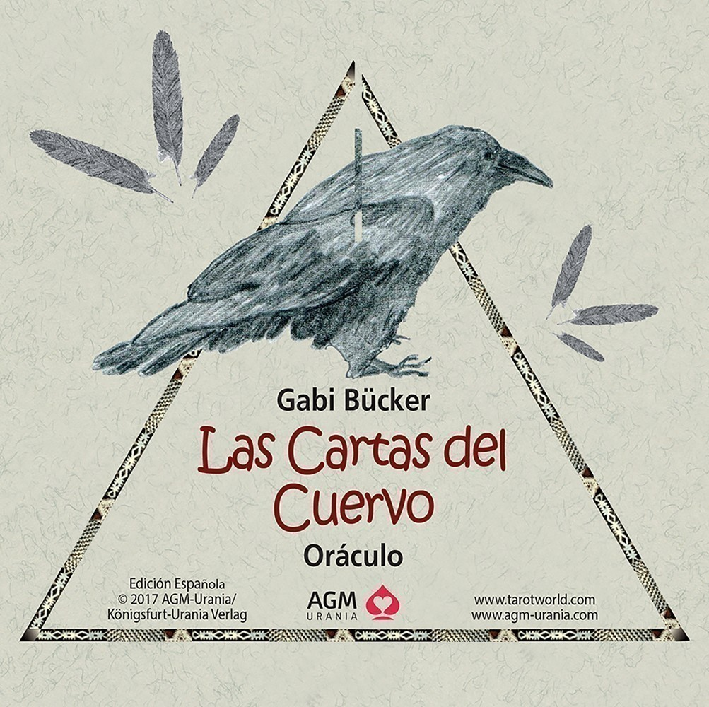 Spanish Raven Cards Oracle