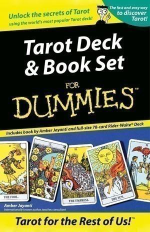 Tarot Deck/Book Set for Dummies® Tarot for the Rest of Us!™