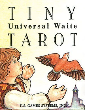 Tiny Universal Waite® Tarot