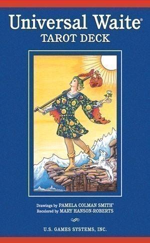 Universal Waite® Tarot -- Premier Edition