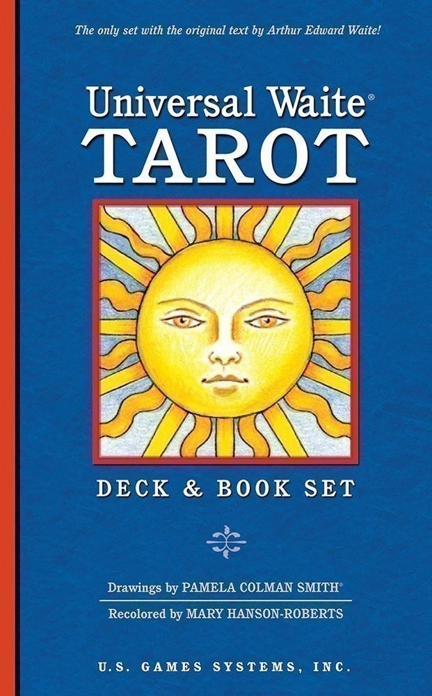 Universal Waite Tarot Deck By Mary Hanson Roberts Arthur: U.S. Games Systems, Inc
