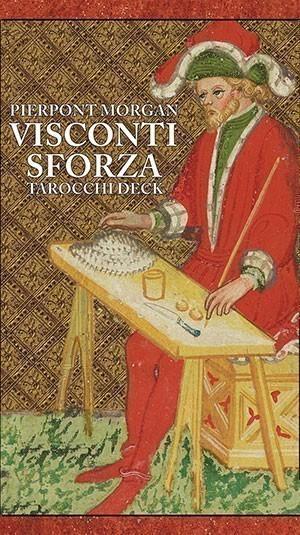 Visconti-Sforza Pierpont Morgan Tarocchi Deck