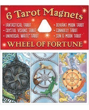 Wheel of Fortune Magnet Set