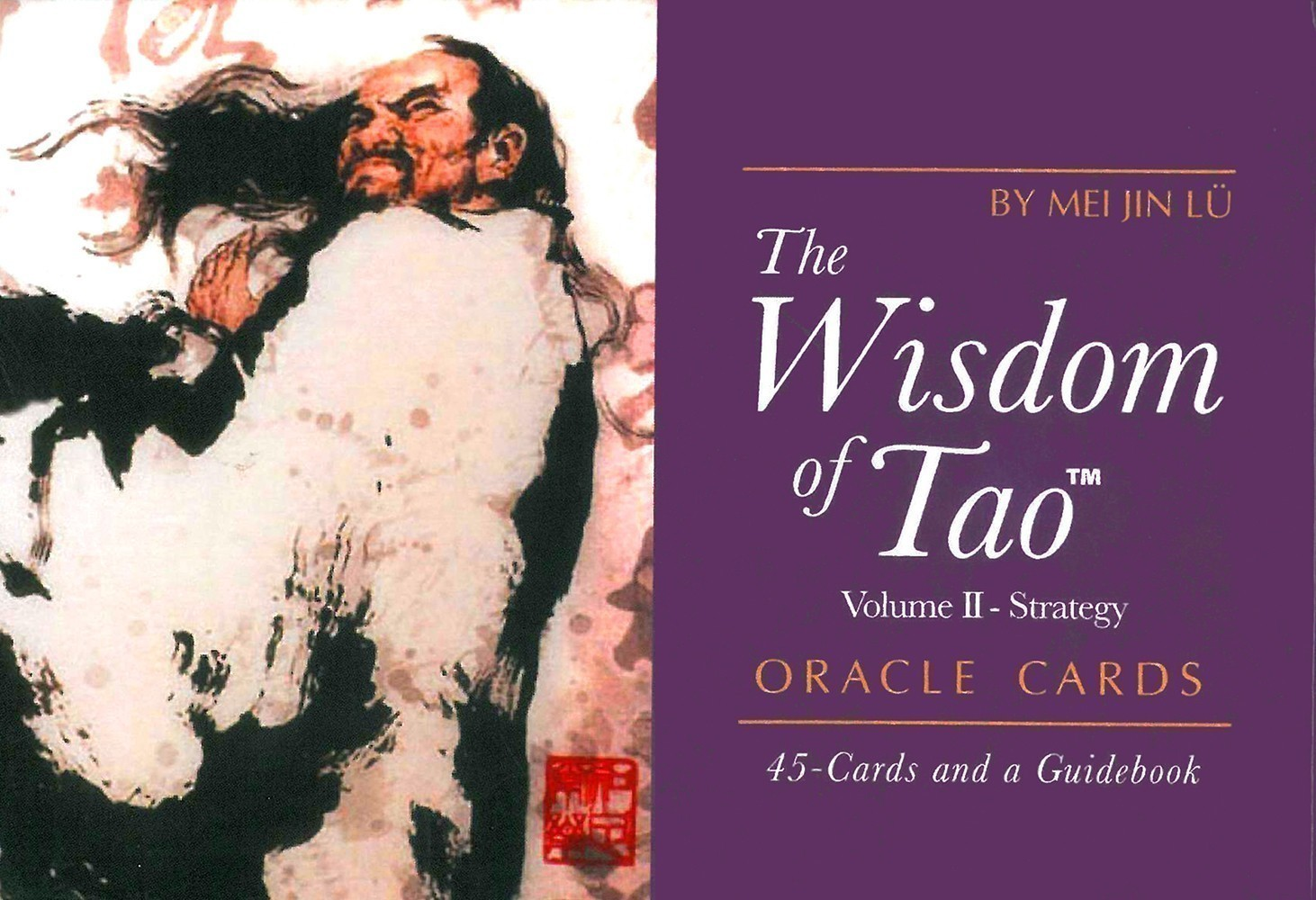 The Wisdom of Tao Oracle Cards Vol.2