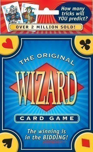 Original Wizard� Card Game