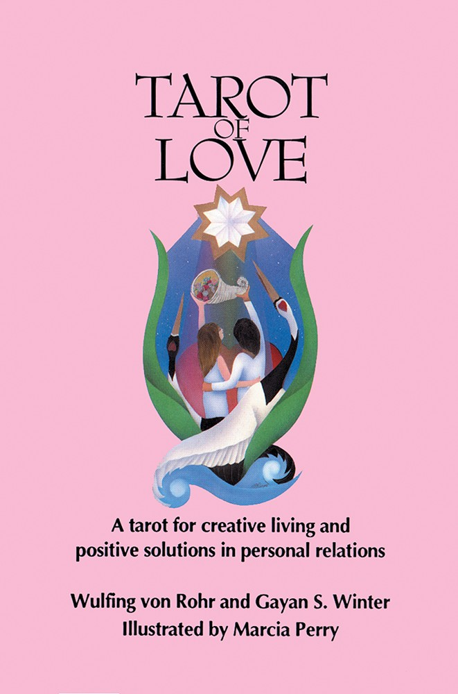 Tarot of Love Book