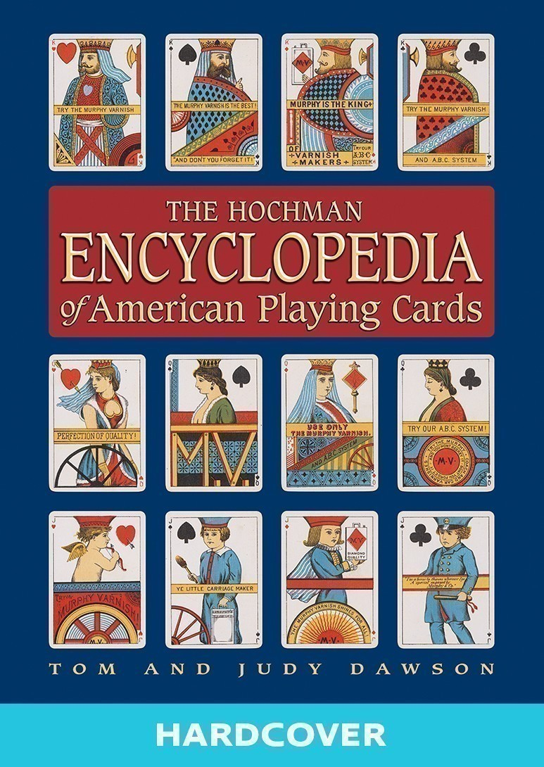Hochman Encyclopedia  of American Playing Cards,Hardcover