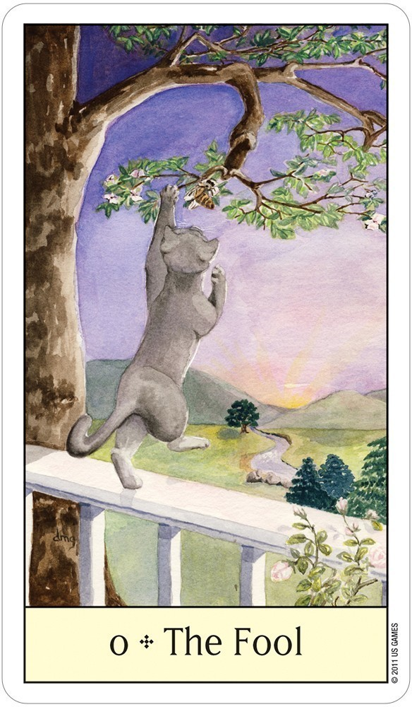 Cat's Eye Tarot