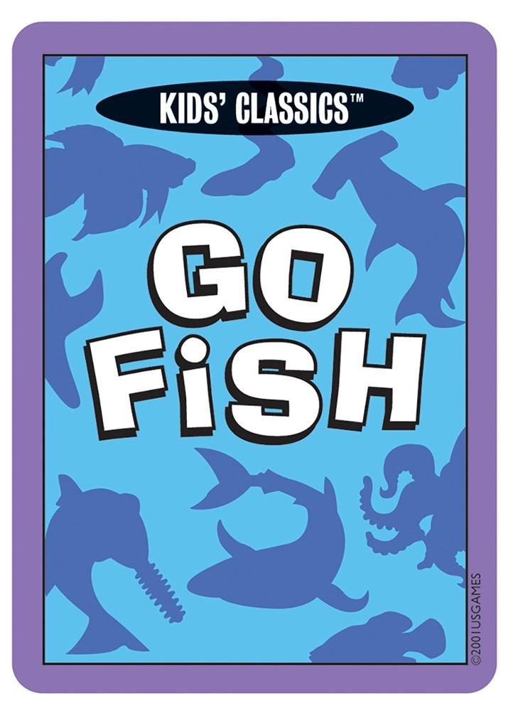 Go Fish Kids' Classics Card Game