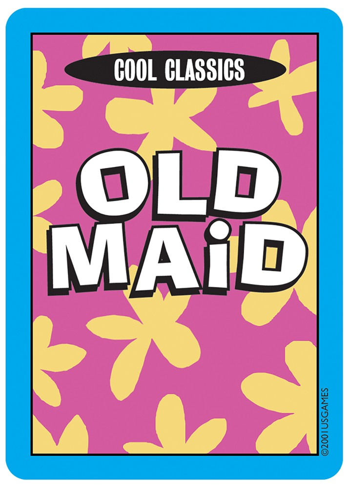 Old Maid Kids' Classics Card Game