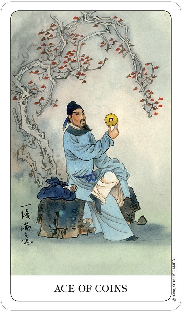 The Chinese Tarot