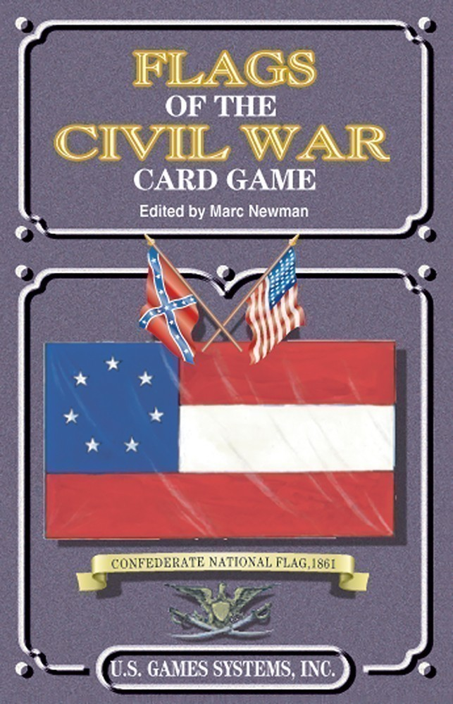 Flags of the Civil War Card Game