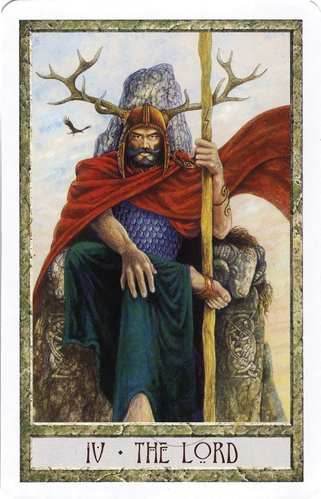 The Druidcraft Tarot