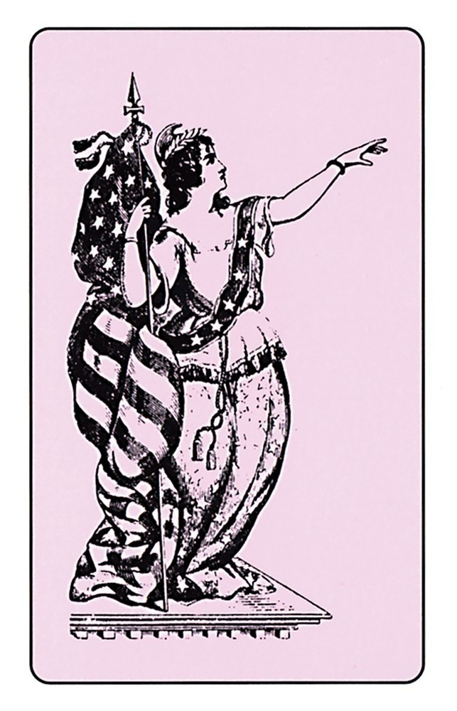 Famous Women in American History Playing Cards