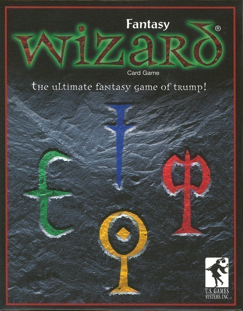 Fantasy Wizard® Card Game