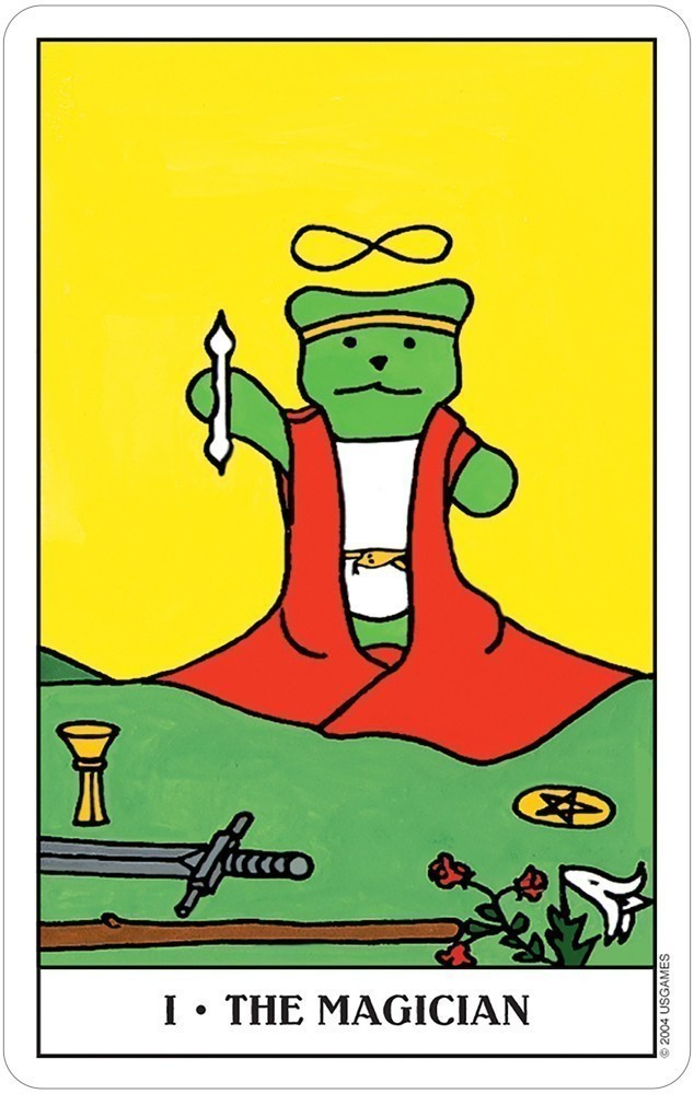 Gummy Bear Tarot Deck