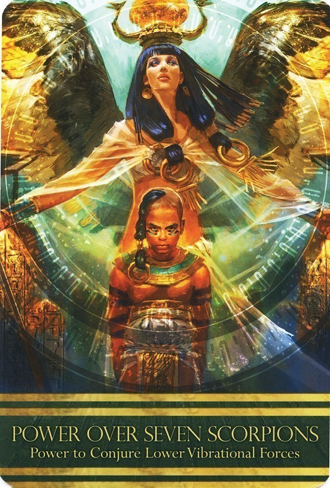 U S Games Systems Inc Gt Tarot Amp Inspiration Gt Isis Oracle
