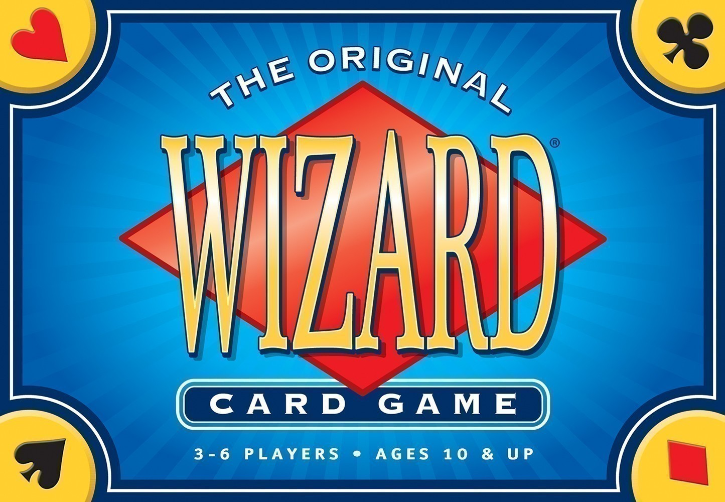 Wizard® Card Game Let's Play Edition