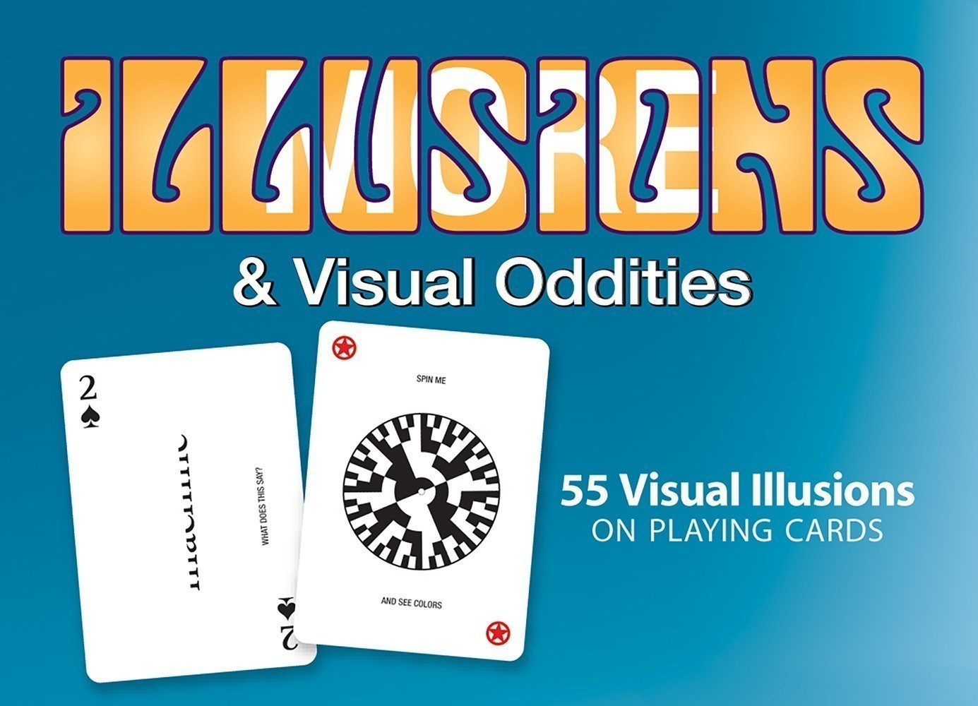 More Illusions & Visual Oddities