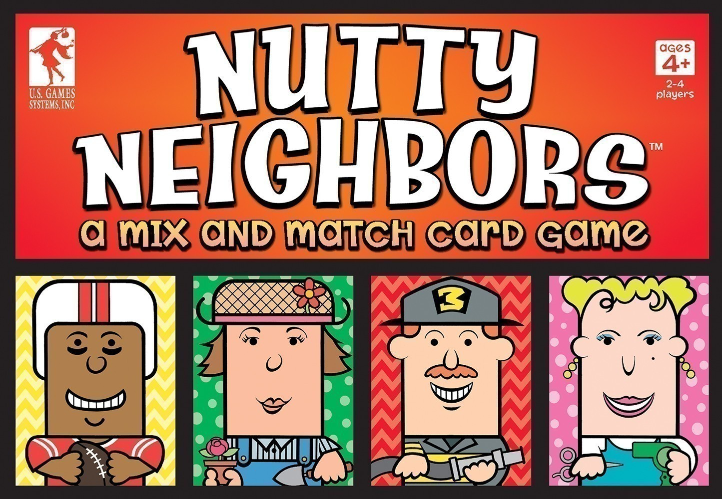 Nutty Neighbors™