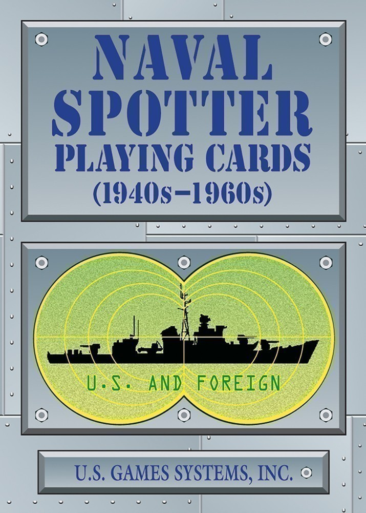 Naval Spotter Playing Cards (1940s—1960s)