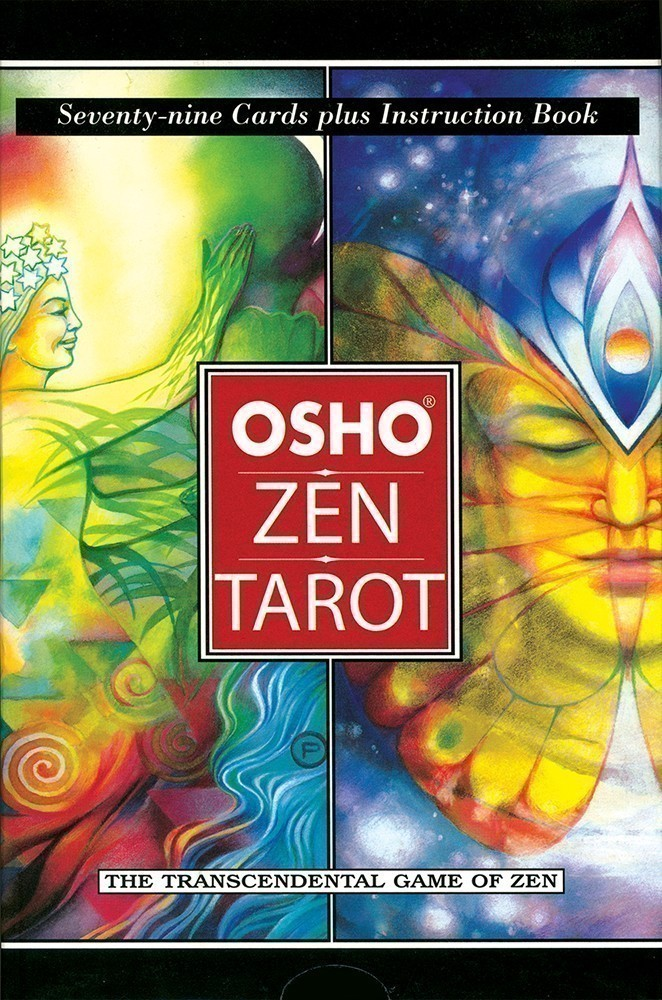Osho Zen Tarot Deck/Book Set