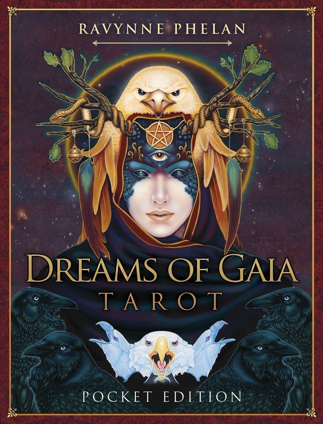 U S  Games Systems, Inc  > Tarot & Inspiration > Pocket