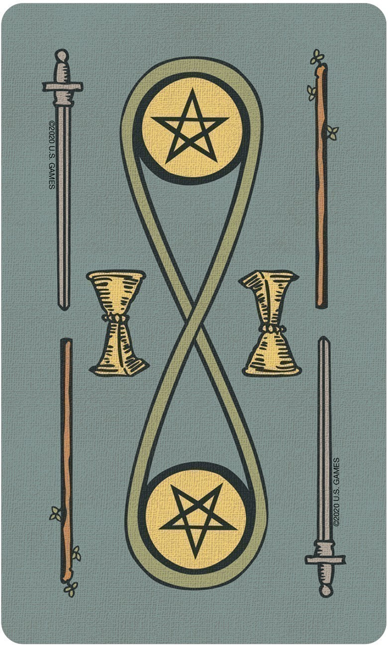 Pamela Colman Smith's RWS Tarot Deck™
