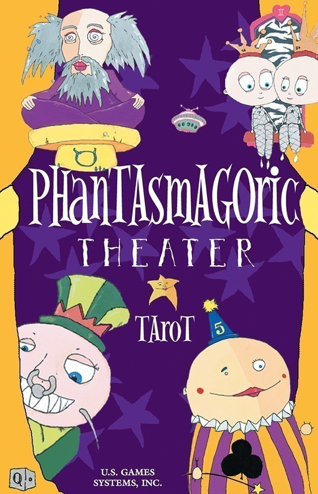 Phantasmagoric Theater Tarot Deck