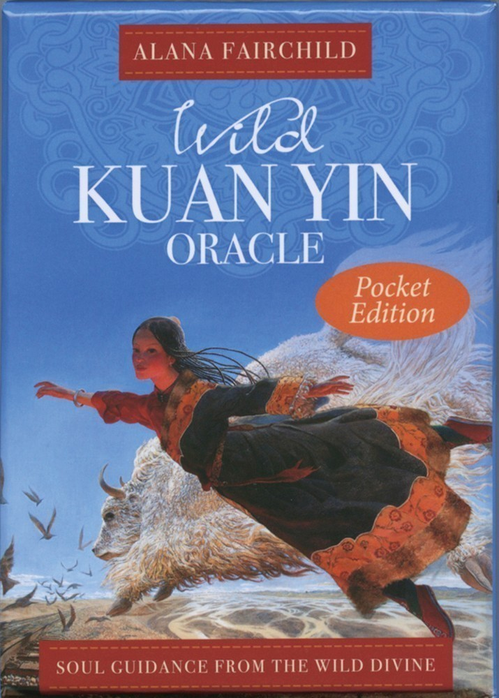 Pocket Wild Kuan Yin Oracle