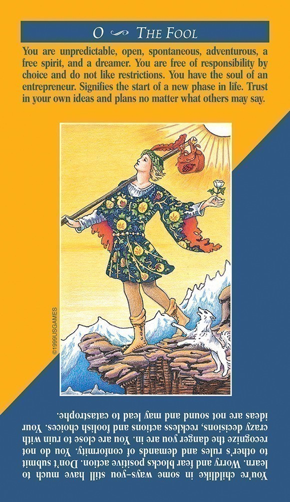 Quick & Easy Tarot