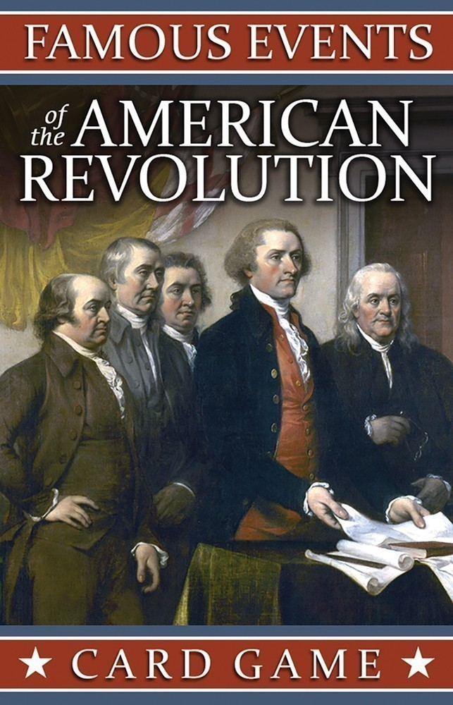 Famous Events of the American Revolution