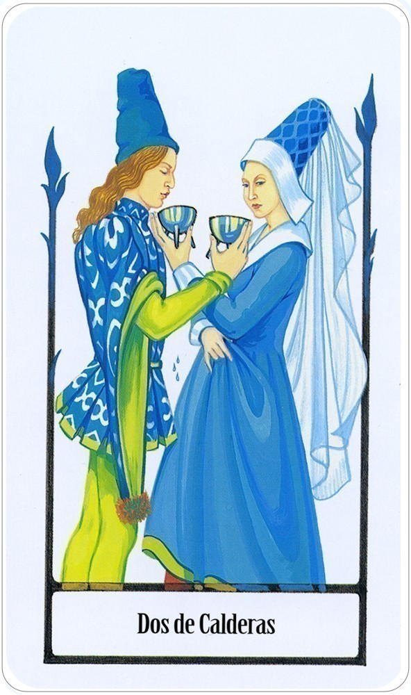 Spanish Tarot of the Old Path