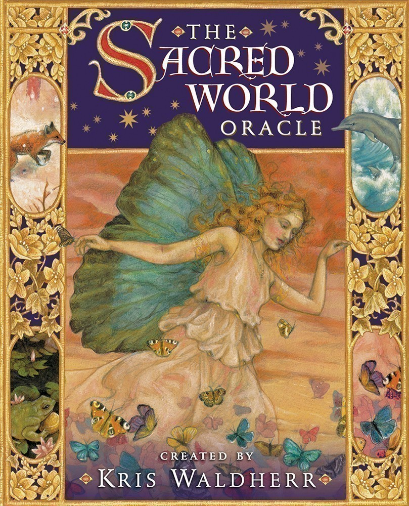The Sacred World Oracle